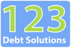 123 Debt Solutions Logo