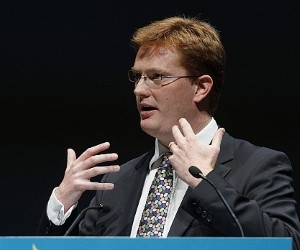 Danny Alexander: Expects steady economic growth in 2013