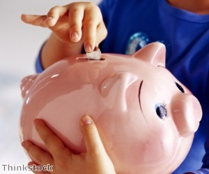 Demand high for children's savings accounts