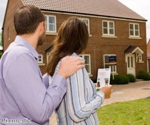 First-time buyers reached a five-year high in 2012, according to the Halifax