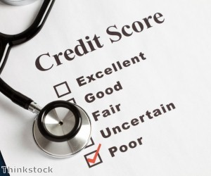 The top credit cards if you have a bad credit score