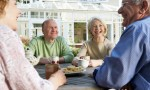 Official figures suggest pensioners now enjoy higher levels of disposable income