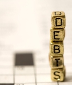 Don't let small debts stack up