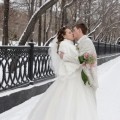 Winter weddings can be beautiful
